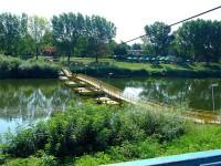 Romania: il parco sul fiume Mureş