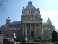 Romania: piazza della cultura ad Arad
