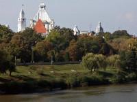 Romania: il fiume Mureş