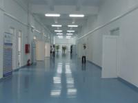 corridoio aule delle università in romania