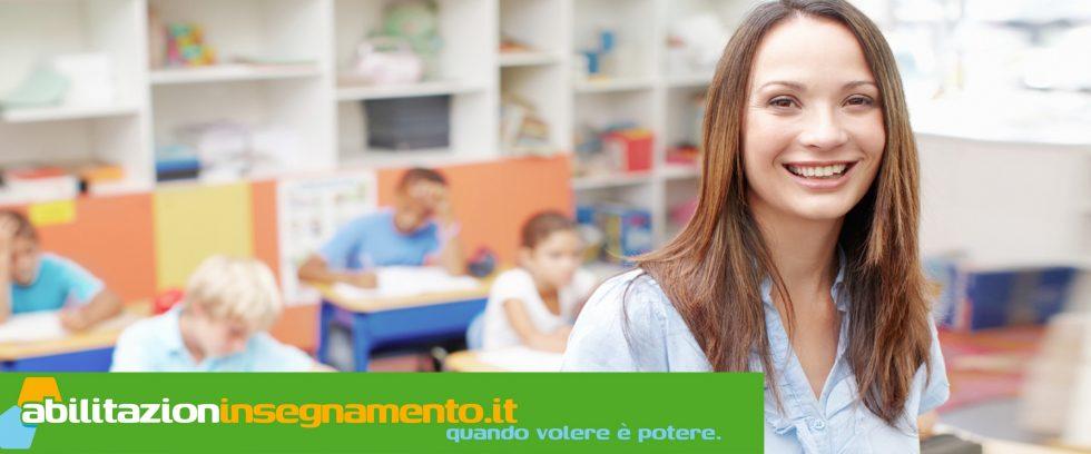 Abilitazione all'insegnamento / TFA