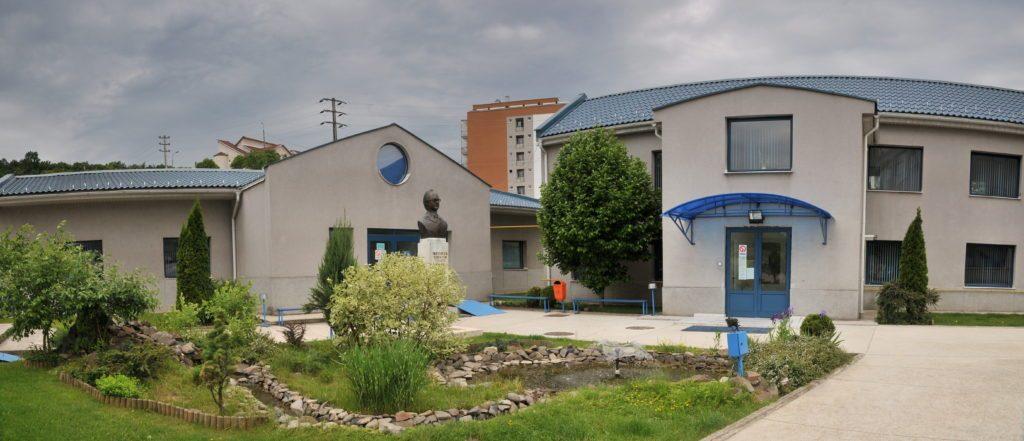 biblioteca università Dimitrie Cantemir