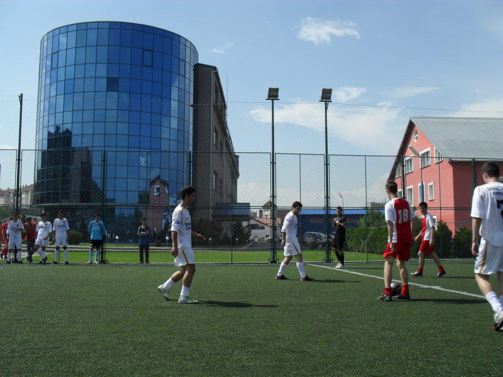 Centro sportivo biblioteca università Dimitrie Cantemir