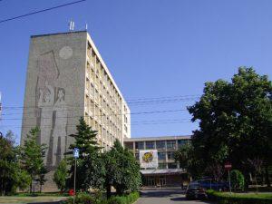 Università dell'ovest Timisoara